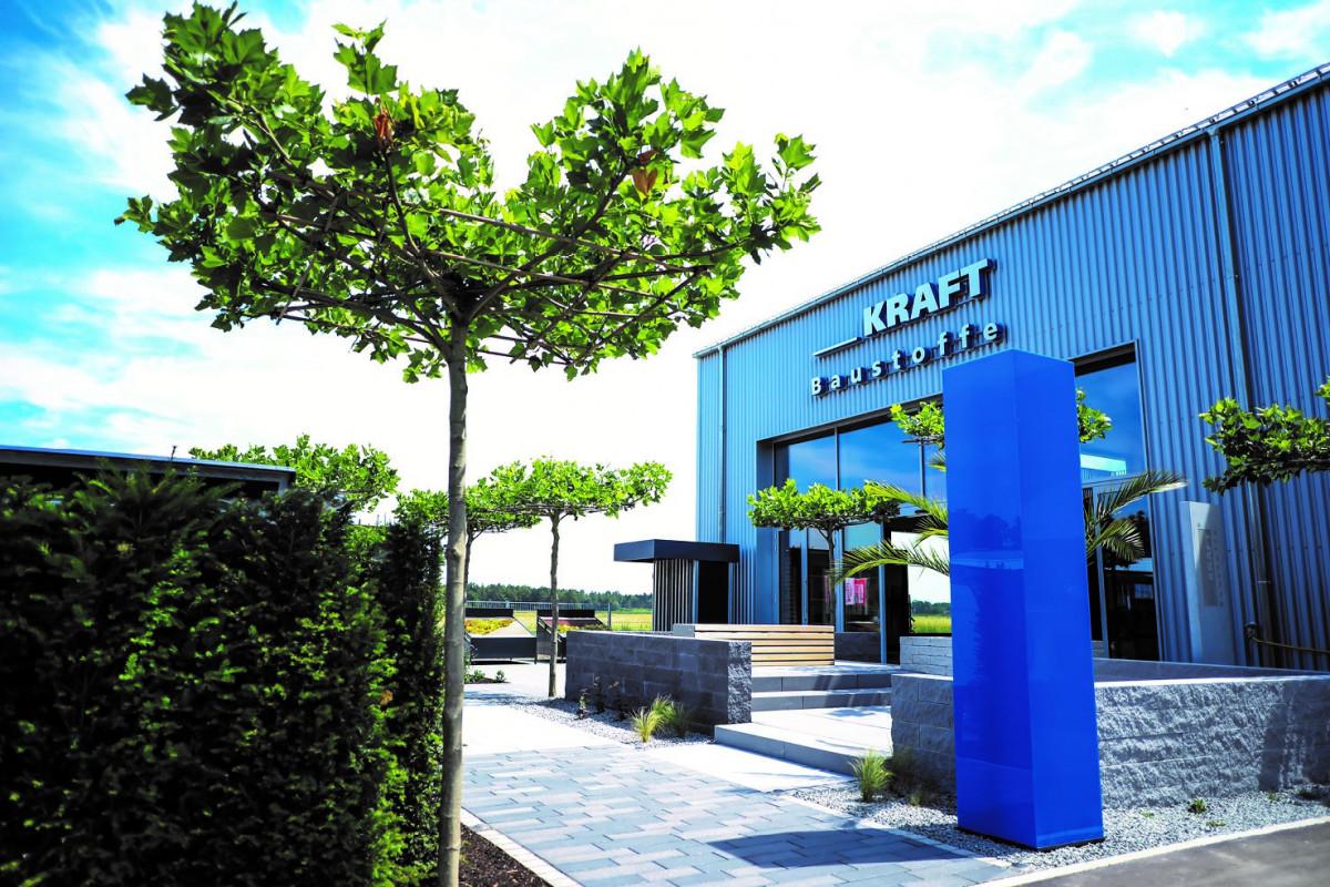 Wanko und die KRAFT Baustoffe GmbH